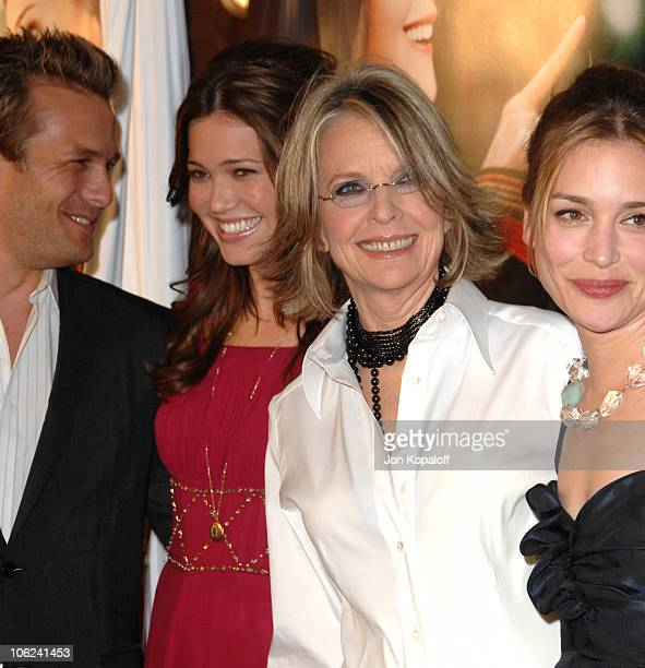 Gabriel Macht Mandy Moore Diane Keaton and Piper Perabo