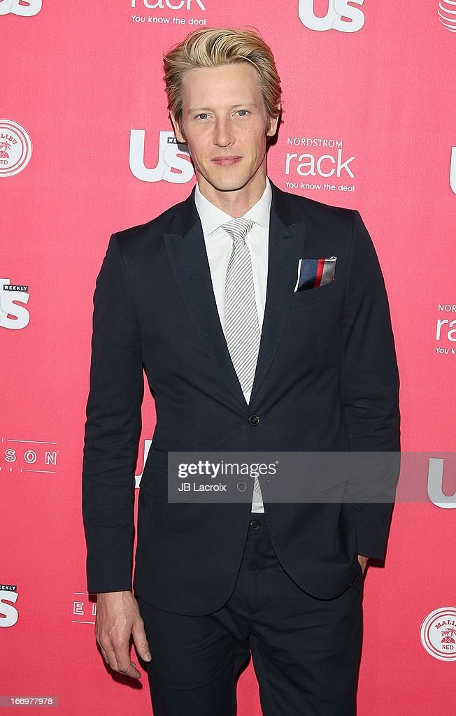 <a gi-track='captionPersonalityLinkClicked' href=/galleries/search?phrase=Gabriel+Mann&family=editorial&specificpeople=228956 ng-click='$event.stopPropagation()'>Gabriel Mann</a> attends the Us Weekly's Annual Hot Hollywood Style Issue Party at The Emerson Theatre on April 18, 2013 in Hollywood, California.