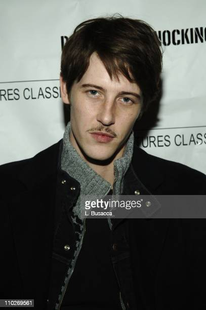 Gabriel Mann during 2006 Park City 'Don't Come Knocking' Dinner in Park City Utah United States