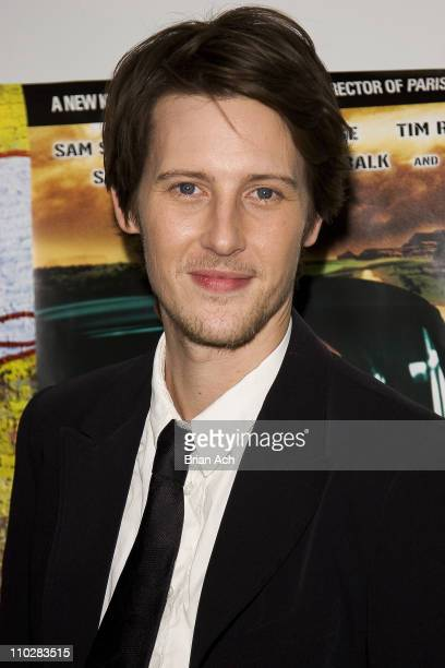 Gabriel Mann during 'Don't Come Knocking' New York Premiere at DGA Theatre in New York City New York United States