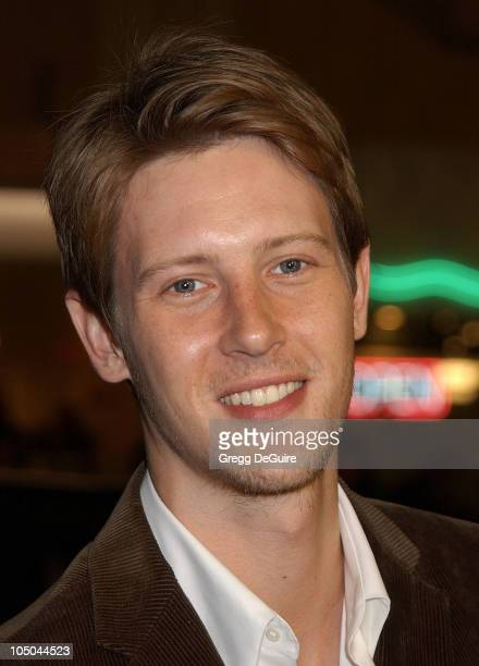 Gabriel Mann during 'The Hunted' Premiere at Mann Village Theatre in Westwood California United States