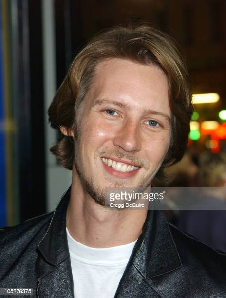 Gabriel Mann during 'Wonderland' Premiere hosted by DETAILS GUESS Arrivals at Grauman's Chinese Theatre in Hollywood California United States