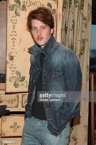 Gabriel Mann with Lee Jeans at The North Face House *Exclusive Coverage*