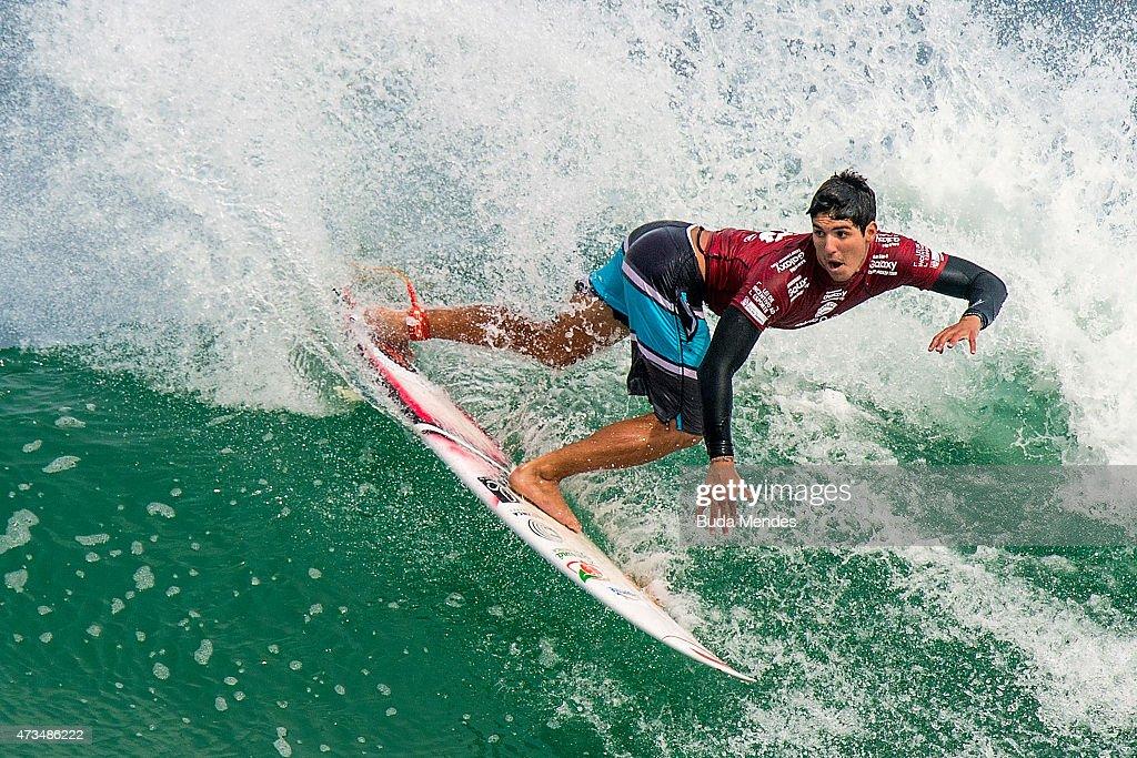 Rio Pro Surfing