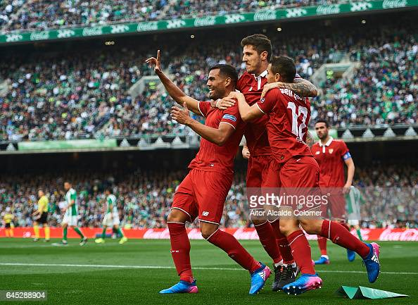 Real Betis Balompie v Sevilla FC - La Liga : News Photo