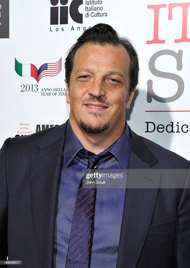 Gabriel Muccino attends Cinema Italian Style 2013 'The Great Beauty' opening night premiere at the Egyptian Theatre on November 14, 2013 in Hollywood, California.