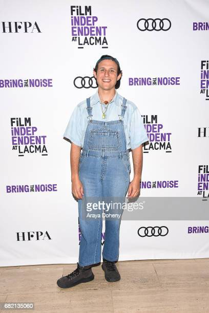 Gabriel Noel attends the Film Independent at LACMA screening of Bring The Noise Gulliver's Travels at Bing Theatre At LACMA on May 11 2017 in Los...
