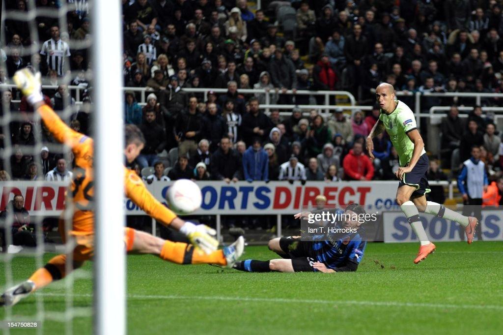 Newcastle United FC v Club Brugge KV - UEFA Europa League