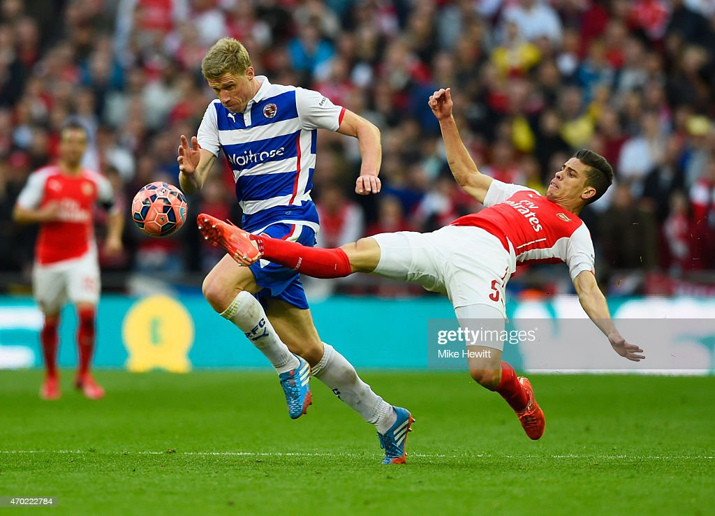 Arsenal v Reading - FA Cup Semi-Final