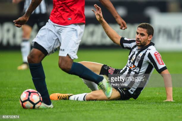 Gabriel of Atletico MG a match between Atletico MG and Jorge Wilstermann as part of Copa Bridgestone Libertadores 2017 at Mineirao Stadium on August...