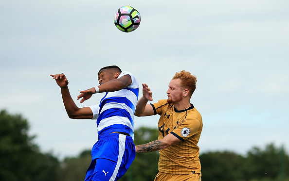 Reading v Tottenham Hotspur: Premier League 2 : News Photo