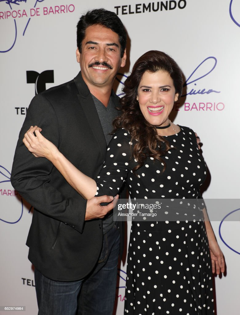 "Telemundo Introduces Cast Of ""Jenni Rivera: Barrio Butterfly"""