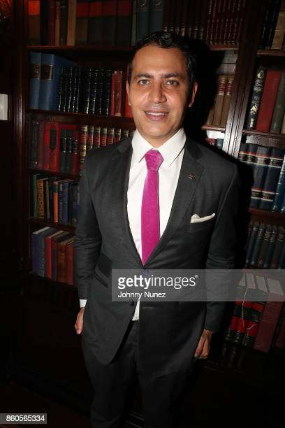 Gabriel RiveraBarraza Attends The 2017 HPRA Bravo Awards at Lotte New York Palace on October 11 2017 in New York City