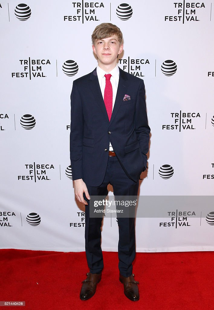 Gabriel Rush attends 'Little Boxes' Premiere - 2016 Tribeca Film Festival at Chelsea Bow Tie Cinemas on April 15, 2016 in New York City.