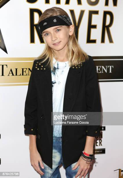 Gabriel Storm attends Gente Unidos concert for Hurricane Relief in Puerto Rico at Whisky a Go Go on November 19 2017 in West Hollywood California