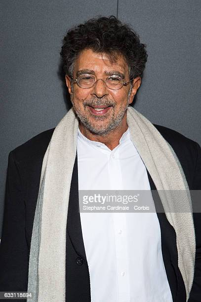 Gabriel Yared attends the 22nd Lumieres Award Ceremony at Theatre de La Madeleine on January 30 2017 in Paris France