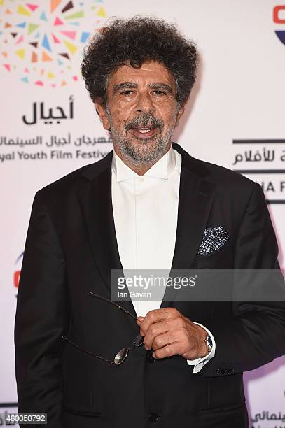 Gabriel Yared attends the Kahlil Gibran's The Prophet Red Carpet on Day 6 of the second Ajyal Youth Film Festival on December 6 2014 in Doha Qatar