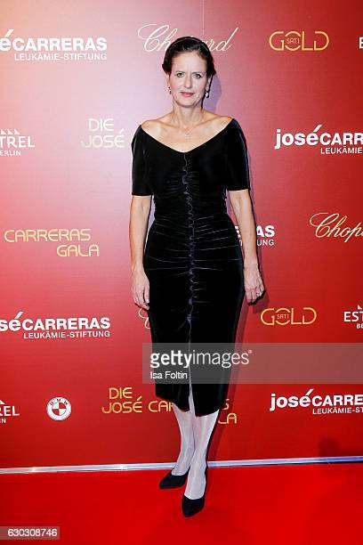Gabriele Kroener CEO of the Deutsche José Carreras LeukämieStiftung eV attends the 22th Annual Jose Carreras Gala on December 14 2016 in Berlin...