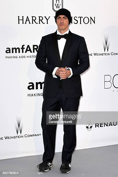 Gabriele Moratti attends the amfAR's 23rd Cinema Against AIDS Gala at Hotel du CapEdenRoc on May 19 2016 in Cap d'Antibes France