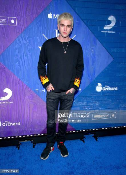 GabrielKane Day Lewis attends the Apple Music and KYGO 'Stole The Show' documentary film premiere at The Metrograph on July 25 2017 in New York City