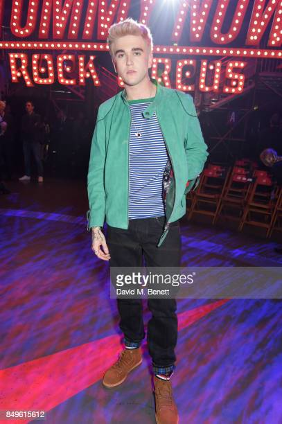 GabrielKane DayLewis attends the Tommy Hilfiger TOMMYNOW Fall 2017 Show during London Fashion Week September 2017 at The Roundhouse on September 19...