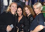 Gabriella Cortese Rioufol Isabelle Ballu Florence Darel and Vanessa Bruno attend the 'Prix De Flore 2014' Literary Prize 20th Anniversary Ceremony...