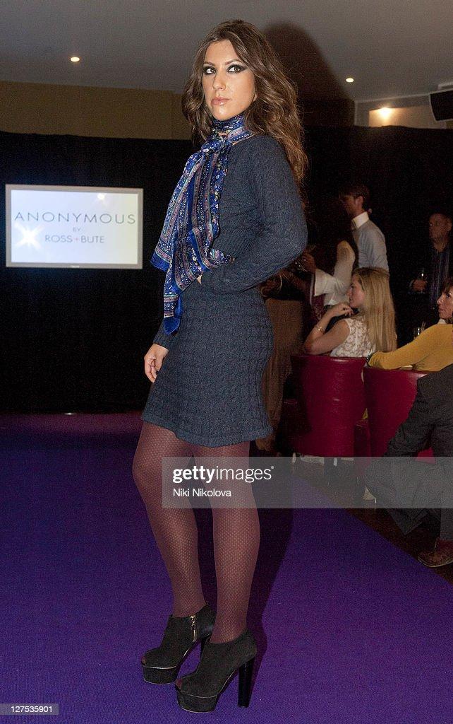 Gabriella Ellis walks the runway during Catwalk @ Kings Road at beaufort house on September 28, 2011 in London, England.
