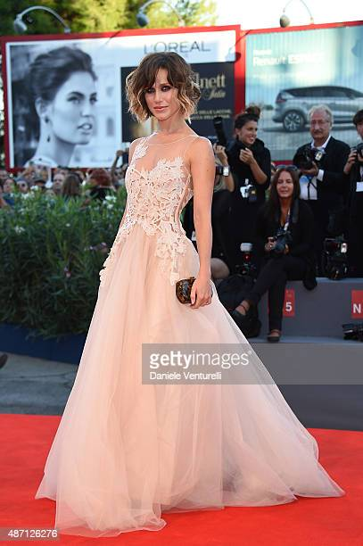 Gabriella Pession attends the Kineo Awards ceremony during the 72nd Venice Film Festival at on September 6 2015 in Venice Italy