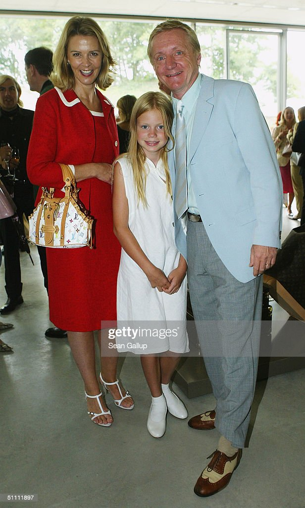 louis vuitton owner daughter. gabriella schnitzler, head of louis vuitton in germany, and pierre frankh with his daughter owner