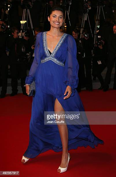 Gabriella Wright attends 'The Maps To The Stars' premiere during the 67th Annual Cannes Film Festival on May 19 2014 in Cannes France