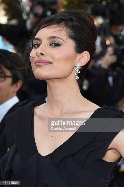 Gabriella Wright attends the 'Youth' Premiere during the 68th annual Cannes Film Festival on May 20 2015 in Cannes France