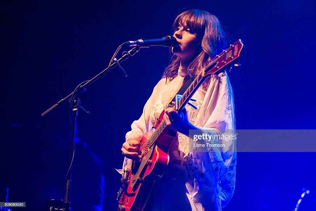 <a gi-track='captionPersonalityLinkClicked' href=/galleries/search?phrase=Gabrielle+Aplin&family=editorial&specificpeople=8383573 ng-click='$event.stopPropagation()'>Gabrielle Aplin</a> performs at O2 Forum Kentish Town on February 8, 2016 in London, England.