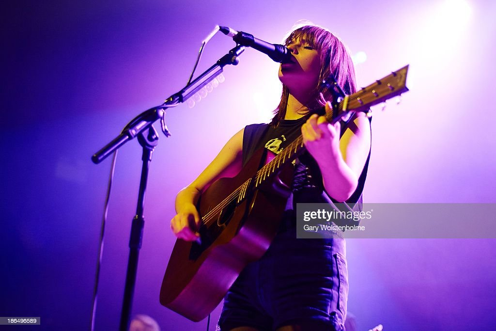 <a gi-track='captionPersonalityLinkClicked' href=/galleries/search?phrase=Gabrielle+Aplin&family=editorial&specificpeople=8383573 ng-click='$event.stopPropagation()'>Gabrielle Aplin</a> performs on stage at The Ritz, Manchester on October 31, 2013 in Manchester, United Kingdom.