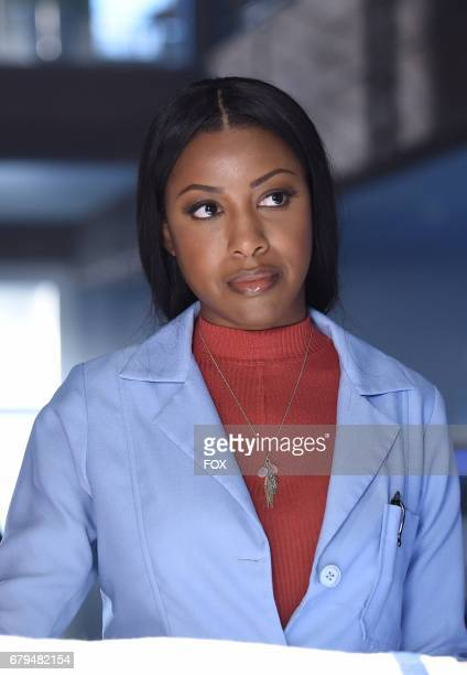 Gabrielle Dennis in the 'Fairy Tales Frozen Truths' episode of ROSEWOOD airing Friday March 31 on FOX