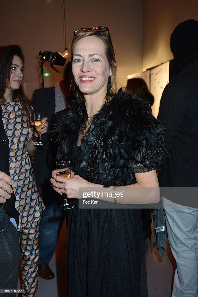 <a gi-track='captionPersonalityLinkClicked' href=/galleries/search?phrase=Gabrielle+Lazure&family=editorial&specificpeople=790679 ng-click='$event.stopPropagation()'>Gabrielle Lazure</a> attends 'Les Lumieres 2013' Cinema Awards 18th Ceremony at La Gaite Lyrique on January 18, 2013 in Paris, France.