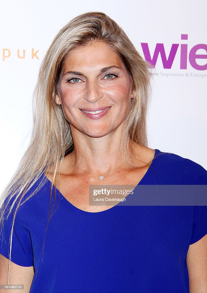 <a gi-track='captionPersonalityLinkClicked' href=/galleries/search?phrase=Gabrielle+Reece&family=editorial&specificpeople=224806 ng-click='$event.stopPropagation()'>Gabrielle Reece</a> attends day 2 of the 4th Annual WIE Symposium at Center 548 on September 21, 2013 in New York City.
