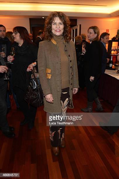 Gabrielle Scharnitzky attends Askania Award 2014 at Kempinski Hotel Bristol on February 4 2014 in Berlin Germany