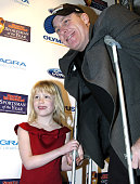 Gabrielle Schilling and Curt Schilling during Sports Illustrated Sportsman of the Year Party Honoring The Boston Red Sox at Avalon in Boston...