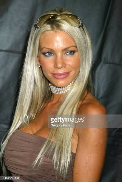 Gabrielle Tuite of TV's 'The Price is Right' during The International Vision Expo East 2005 Day 2 at Jacob Javits Center in New York City NY United...