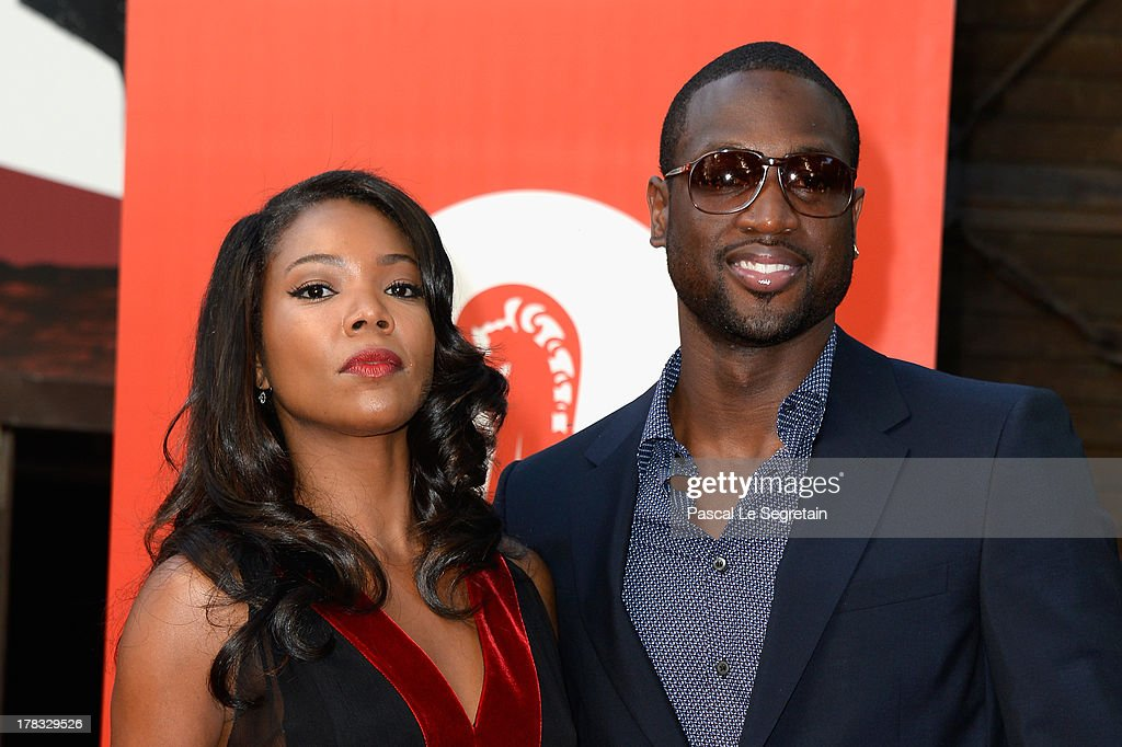 Gabrielle Union and Dwyane Wade attend Miu Miu Women's Tales during the 70th Venice International Film Festival on August 29, 2013 in Venice, Italy.