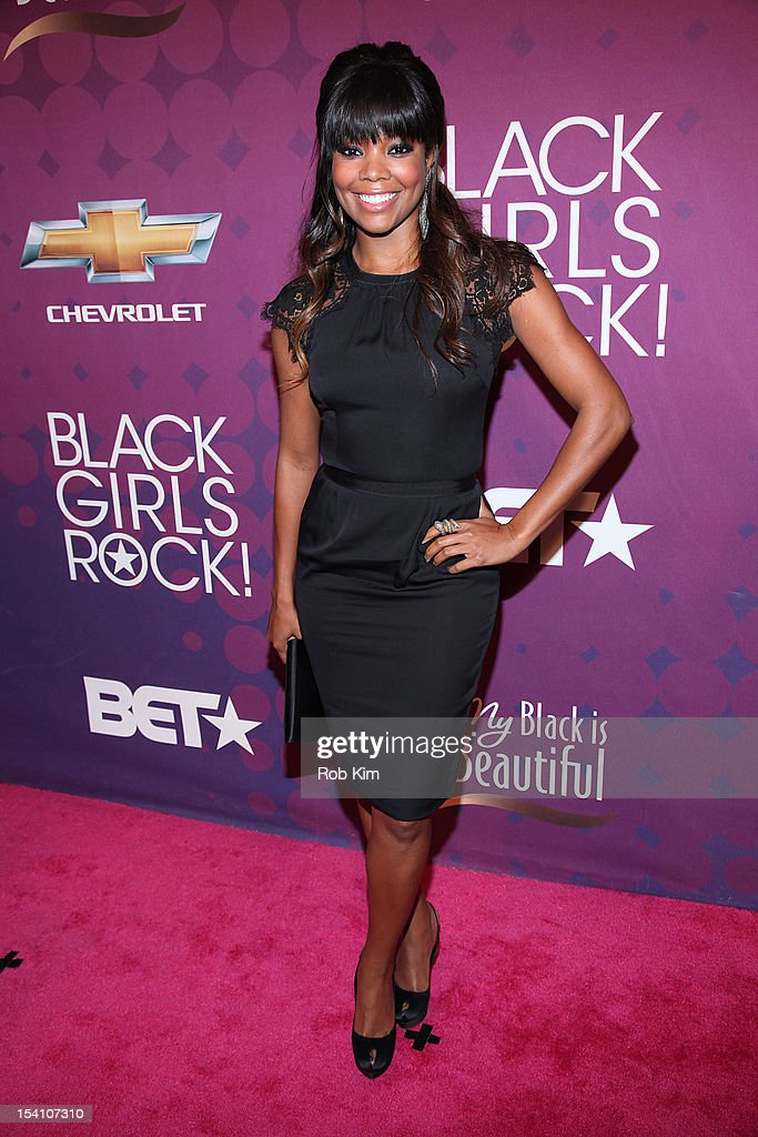 <a gi-track='captionPersonalityLinkClicked' href=/galleries/search?phrase=Gabrielle+Union&family=editorial&specificpeople=202066 ng-click='$event.stopPropagation()'>Gabrielle Union</a> attends Black Girls Rock! 2012 at the Paradise Theater on October 13, 2012 in the Bronx borough of New York City.