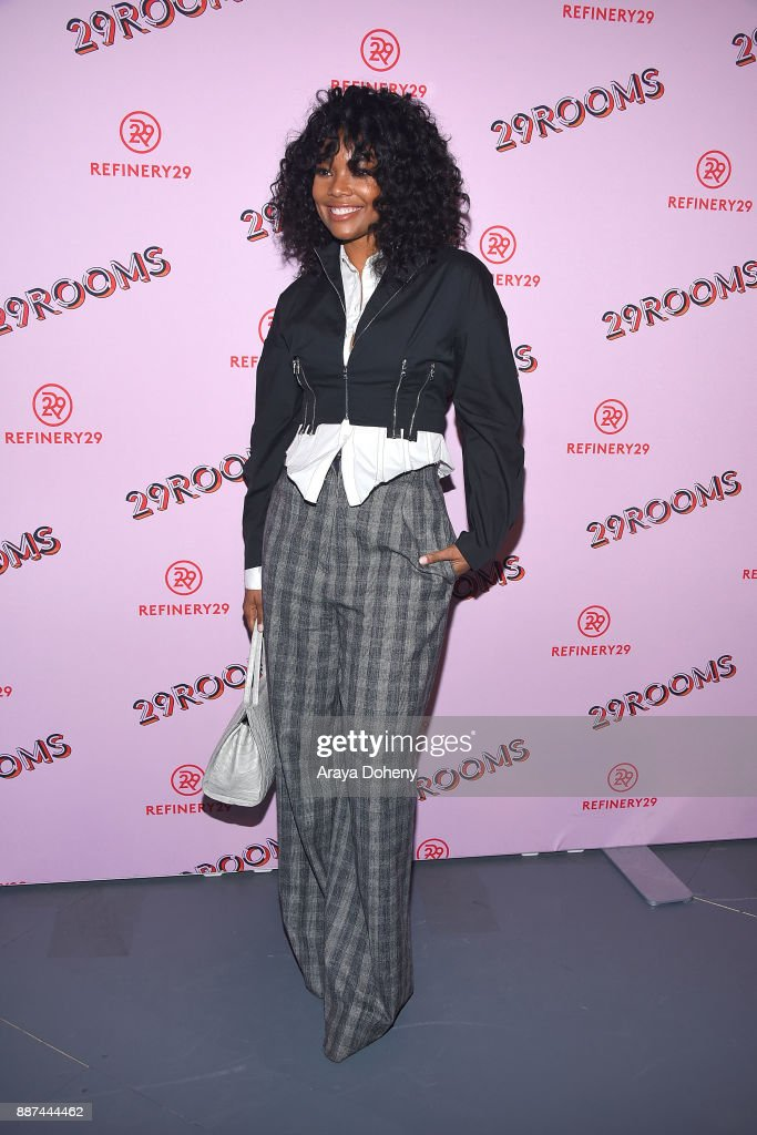 Gabrielle Union attends Refinery29 29Rooms Los Angeles: Turn It Into Art at ROW DTLA on December 6, 2017 in Los Angeles, California.