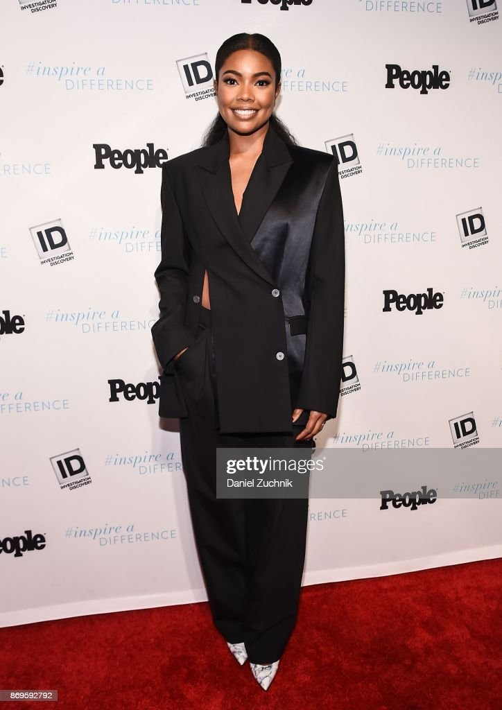 Gabrielle Union attends the 2017 Inspire A Difference Honors Event at Dream Hotel on November 2, 2017 in New York City.