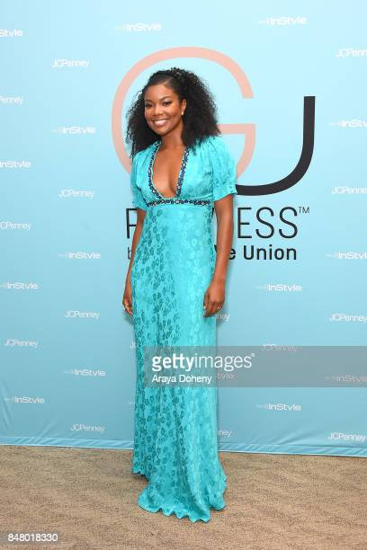 Gabrielle Union attends The Salon By InStyle Inside JCPenney Hosts Meet and Greet with Gabrielle Union at The SALON by InStyle Inside JCPenney on...