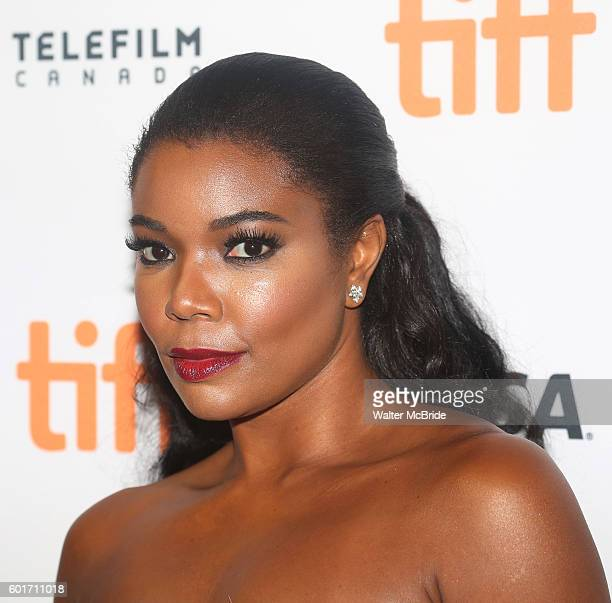 Gabrielle Union attends the 'The Birth of a Nation' Red Carpet Premiere during the 2016 Toronto International Film Festival premiere at Princess of...