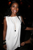 Gabrielle Union attends VH1 Hip Hop Honors Weekend 2007/ Black Girls Rock After Party on October 6 2007 in New York City NY