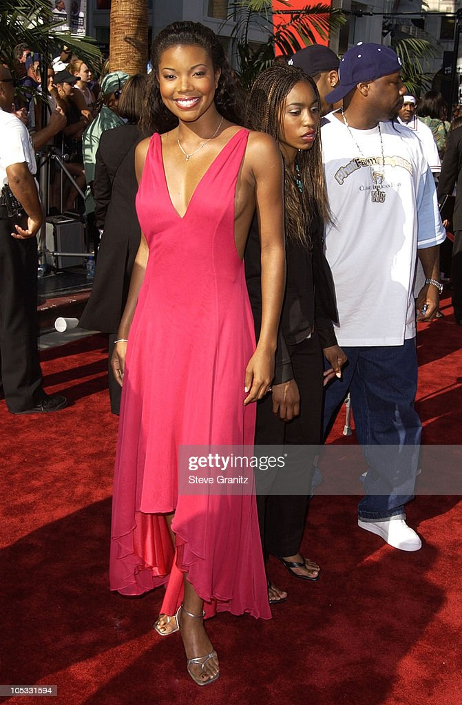 Gabrielle Union during The 2nd Annual BET Awards - Arrivals at The Kodak Theater in Hollywood, California, United States.