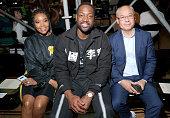 Li-Ning : Front Row - Paris Fashion Week - Menswear F/W...