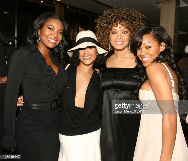 Gabrielle Union Essence Atkins Valarie Pettiford and Meagan Good