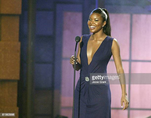 Gabrielle Union introduces 'Metal Gear Solid 3 Snake Eater' as a nominee for Game of the Year